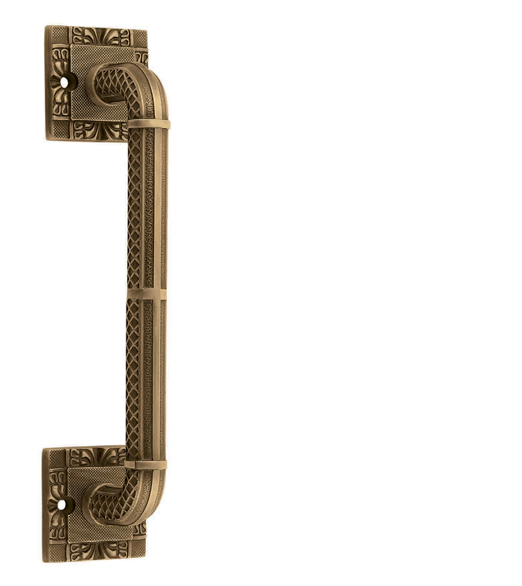 Antique pull handle and lock for glass door, wooden doors, cabinets and wardrobe for homes