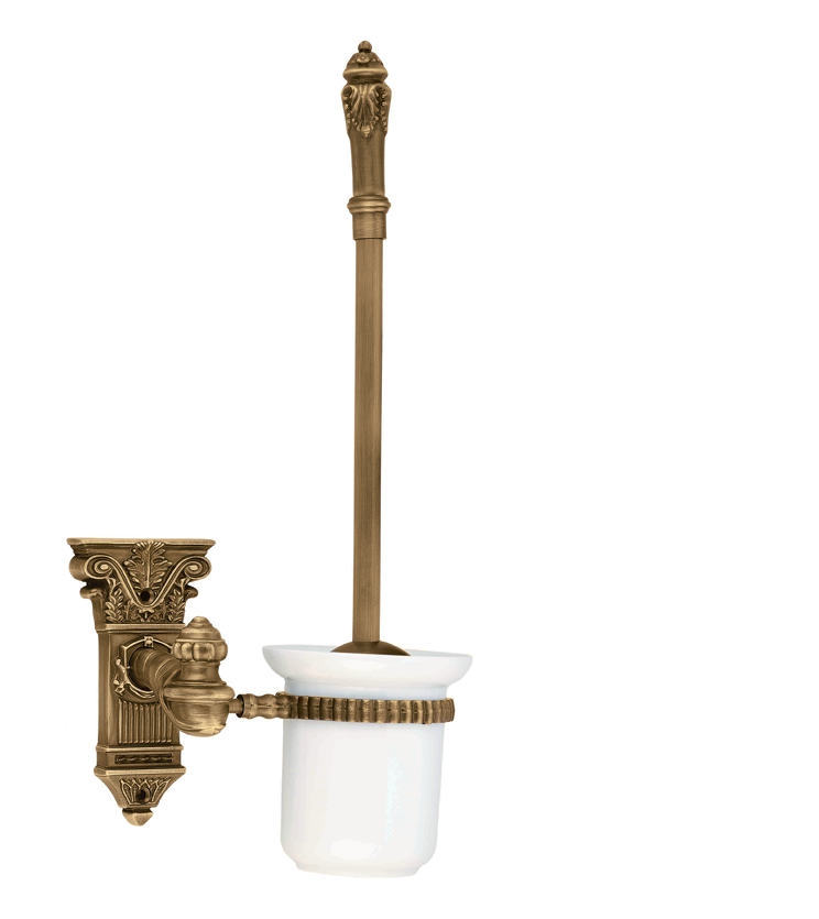 Gothic wc cleaner for hotels
