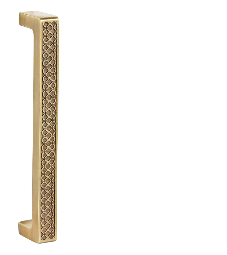 Hand made pull handle and lock for glass door, wooden doors, cabinets and wardrobe for apartments