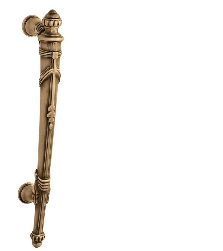 Italian pull handle and lock for glass door, wooden doors, cabinets and wardrobe for hotels